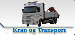 Kran og Transport
